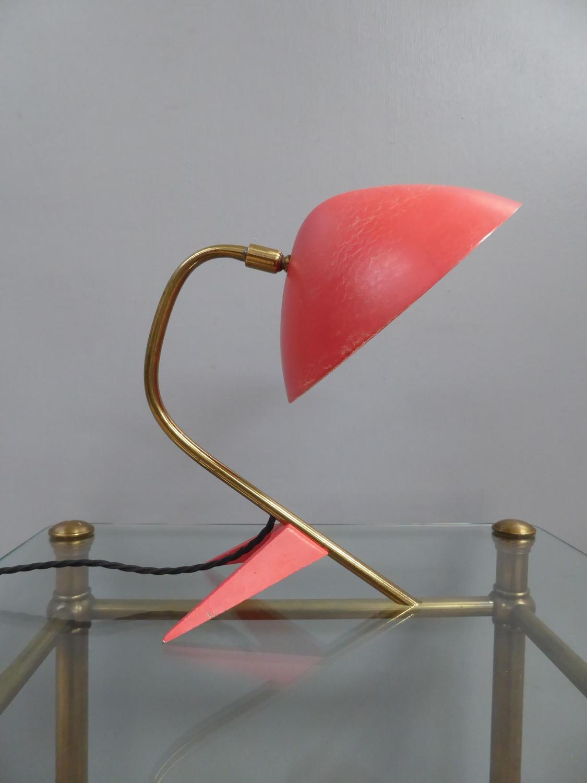 Mid Century Italian Table Lamp
