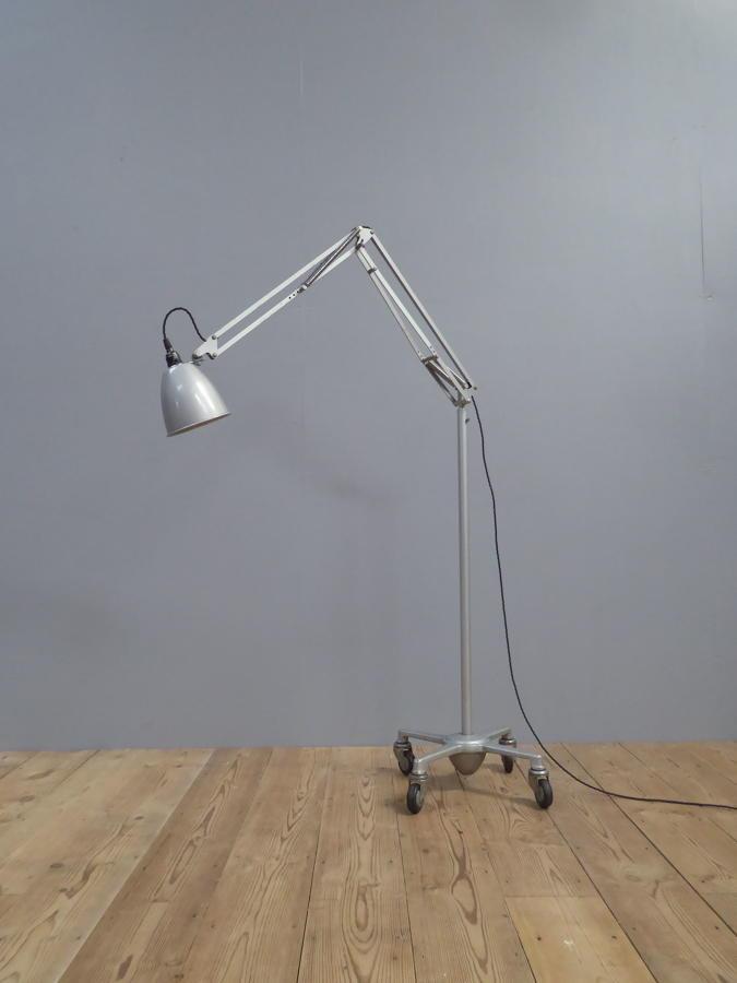 Herbert Terry Anglepoise 1209 Floor Lamp