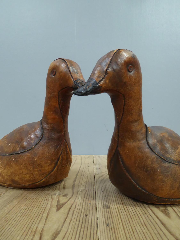 Dimitri Omersa Leather Ducks