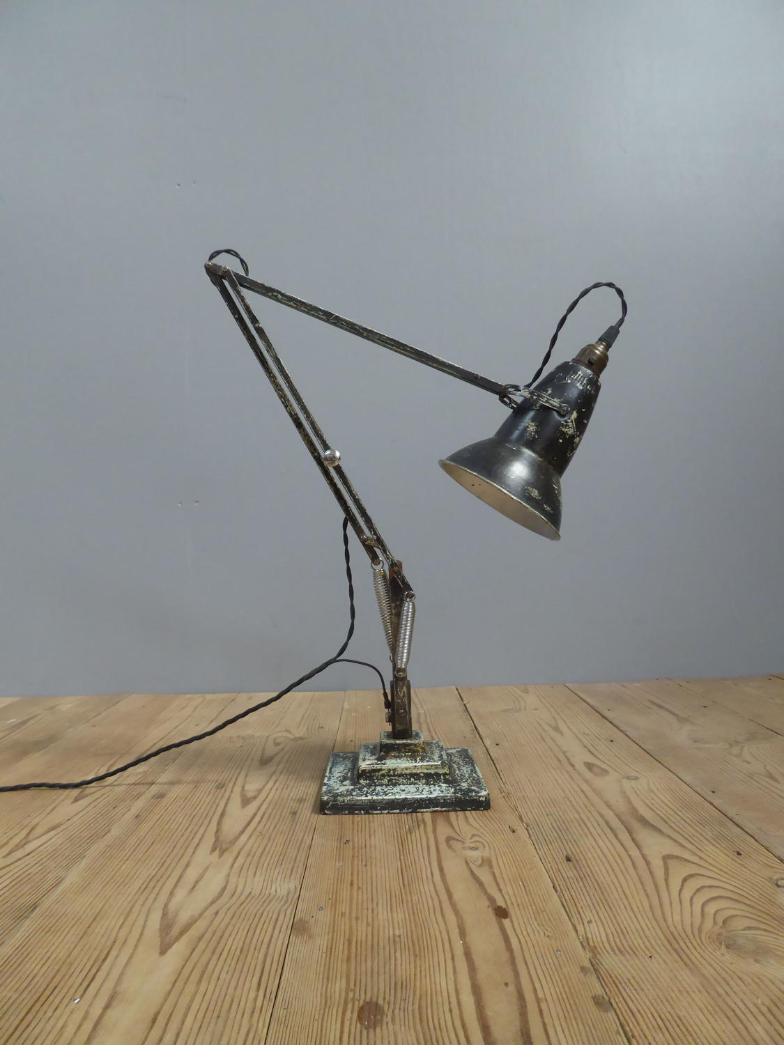 Three Step Herbert Terry Anglepoise