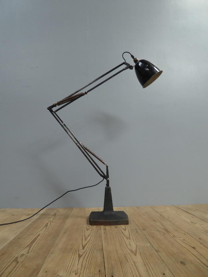 Early Anglepoise Lamp