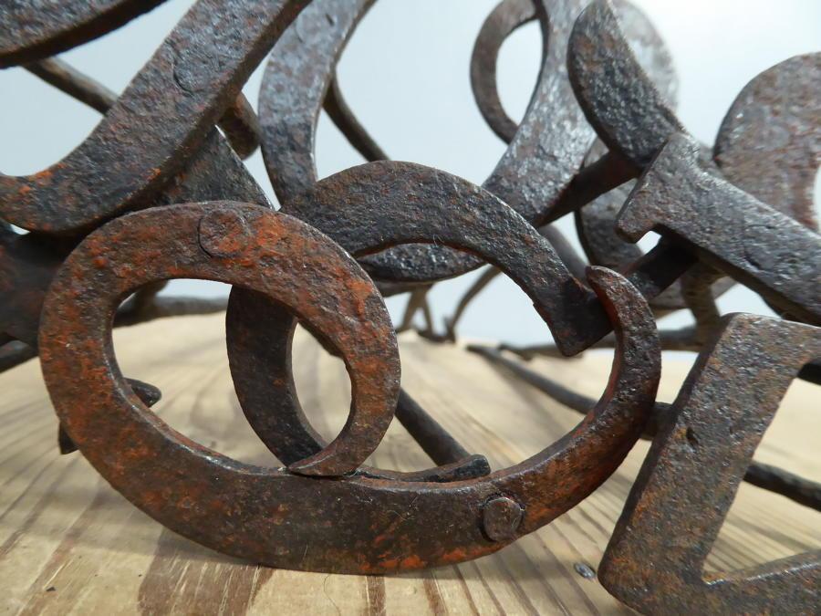 18th Century Branding Irons