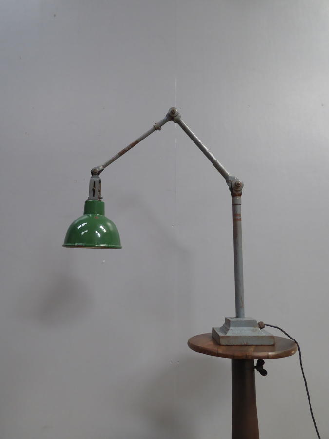 Oversized Dugdills Work Lamp