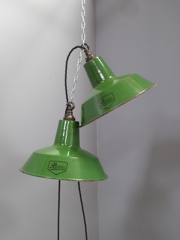 Revo Pendant Lights