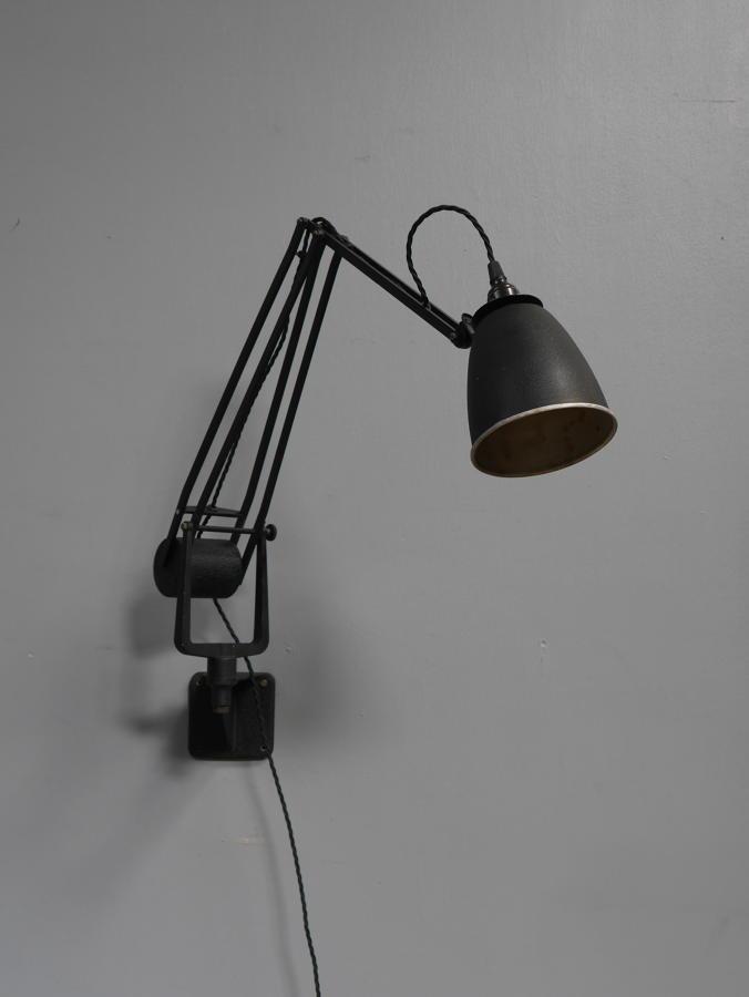 Early Hadrill Horstmann Wall Lamp