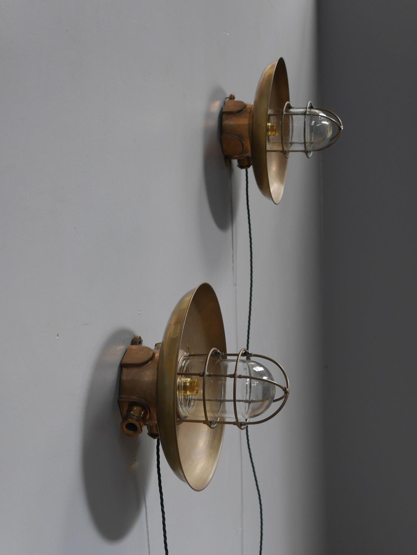 Engine Room Lights