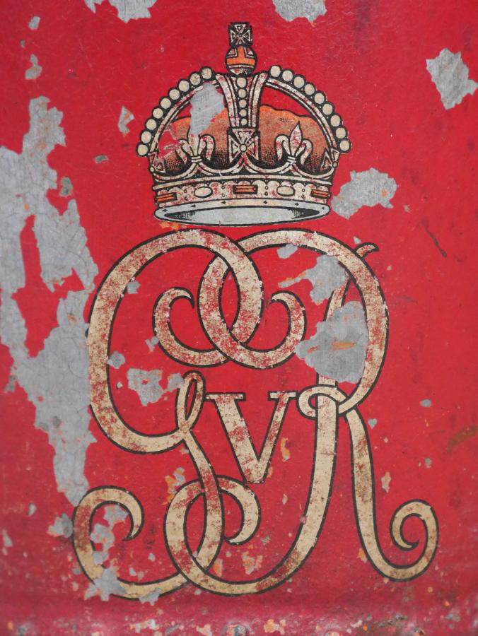 George V Fire Bucket