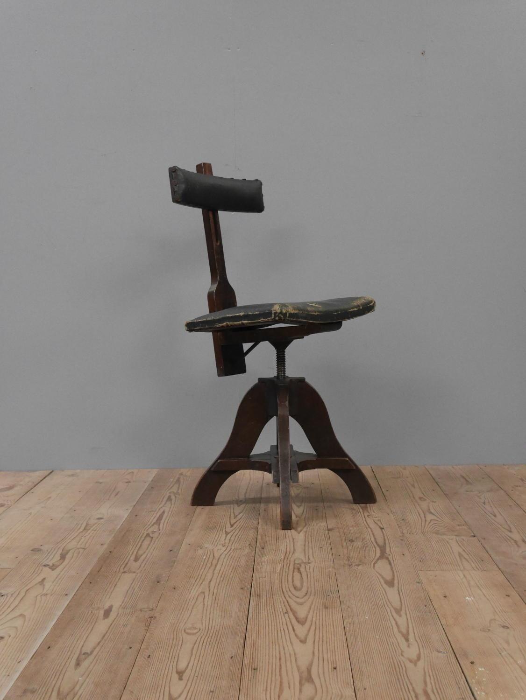Glenister Draughtsman's Chair