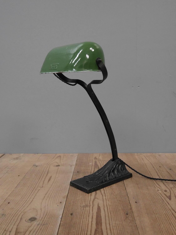Niam Industrial Banker's Lamp