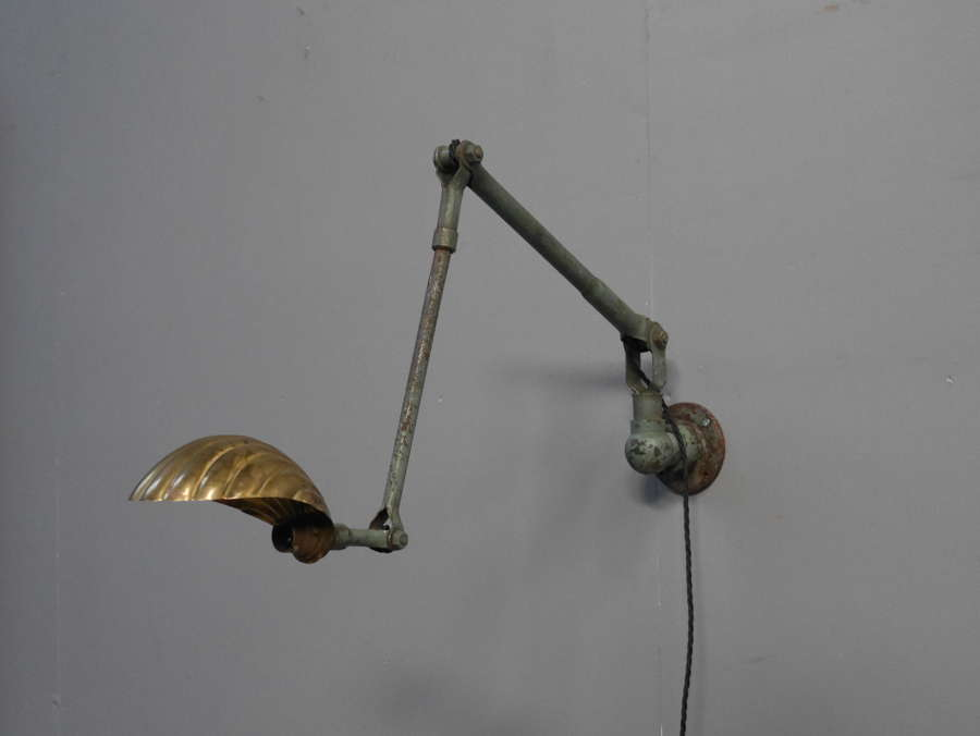 Early Dugdills Lamp