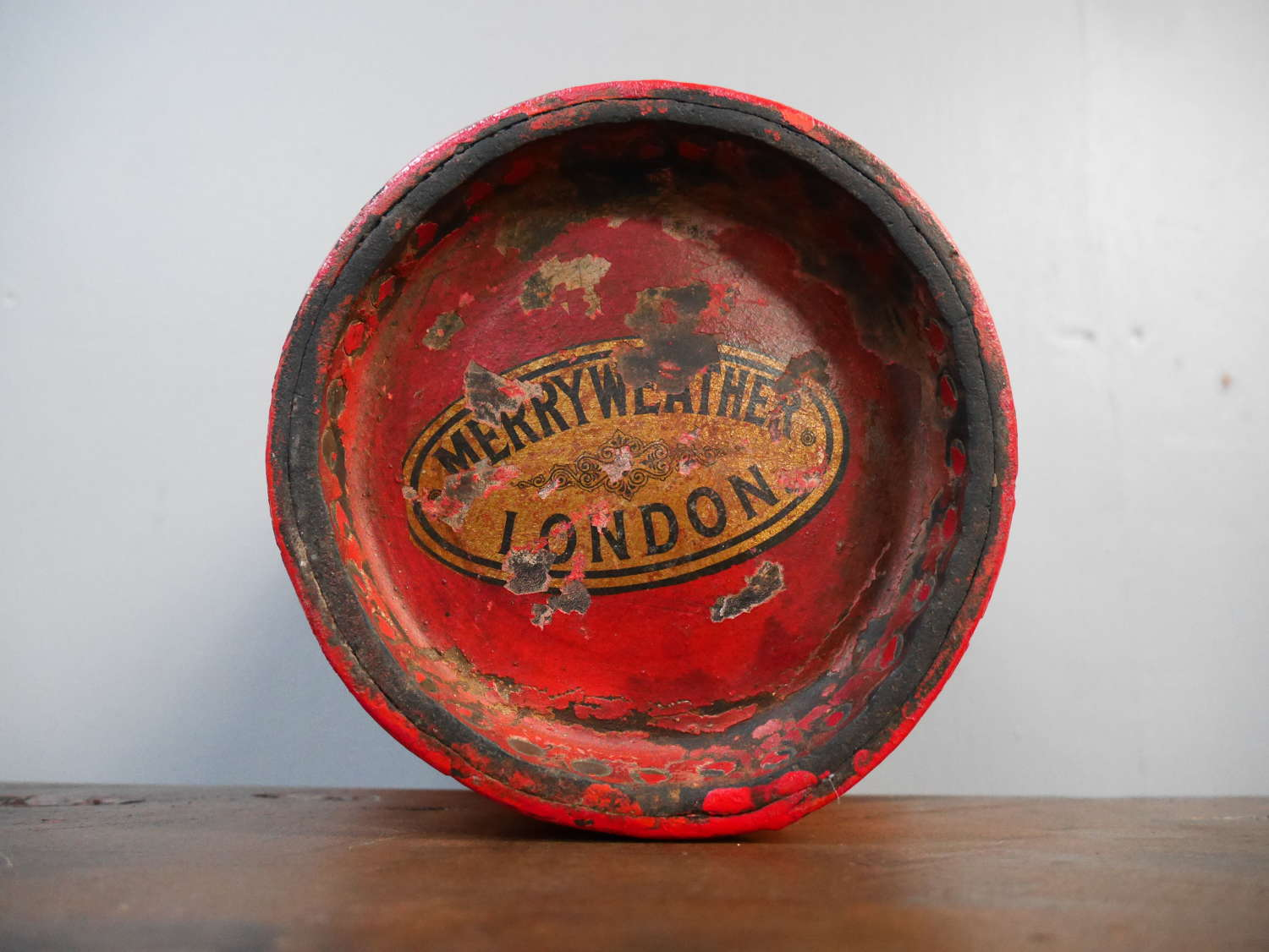 Merryweather Leather Fire Bucket