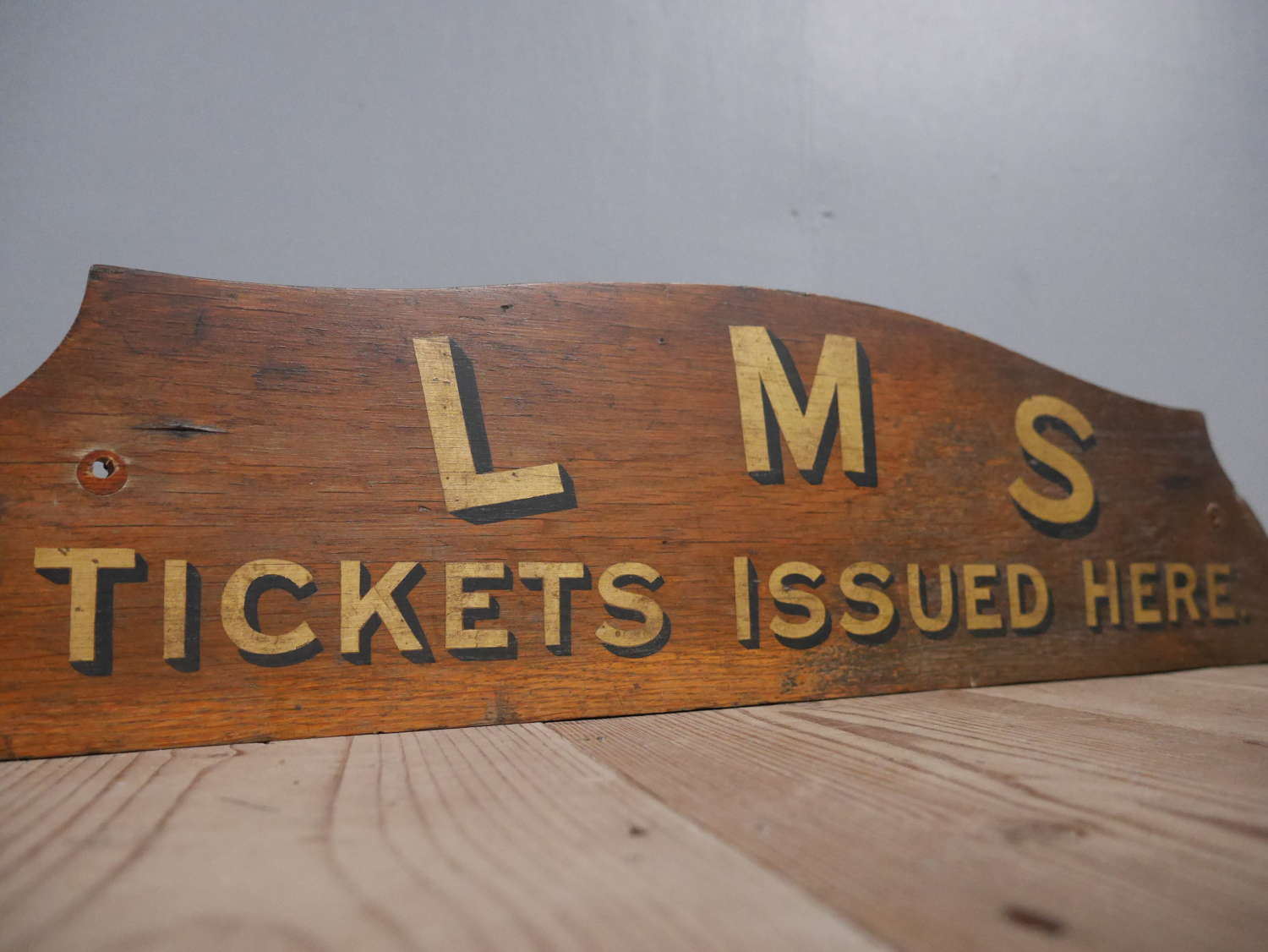 LMS Ticket Office