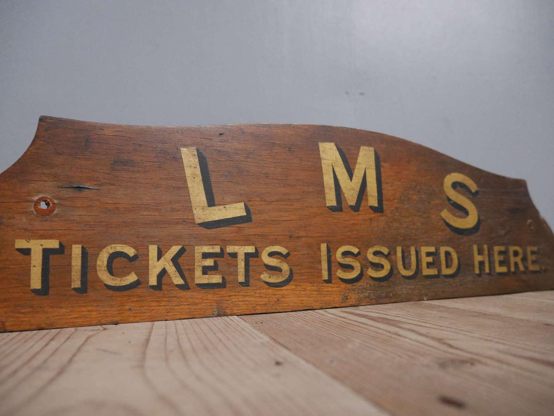 LMS Ticket Office