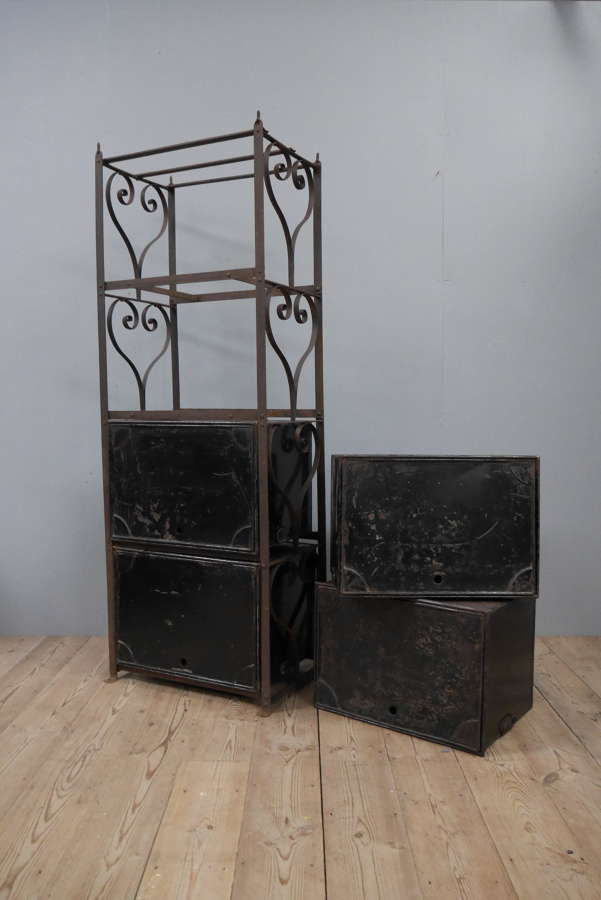Solicitors Deed Rack c1870