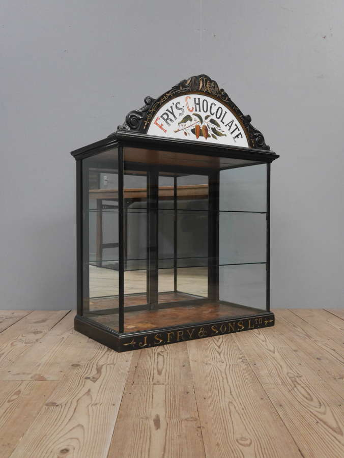 J S Fry & Sons Chocolate Cabinet