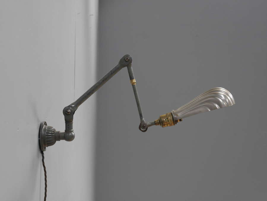 Diminutive Dugdills Machinist Lamp