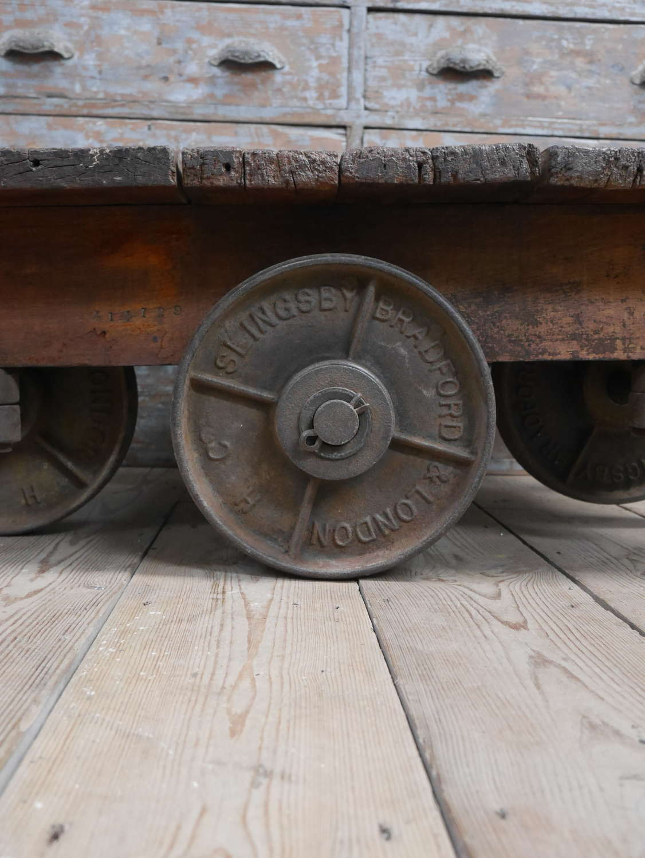 Slingsby Factory Trolley