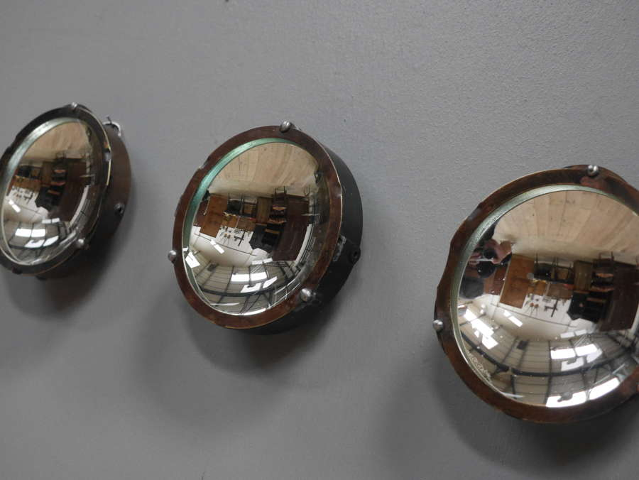 Small Concave Mirrors