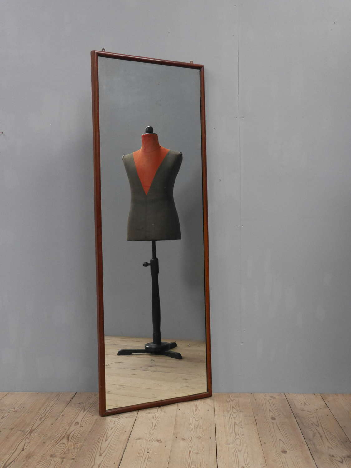 Mahogany Outfitters' Mirror