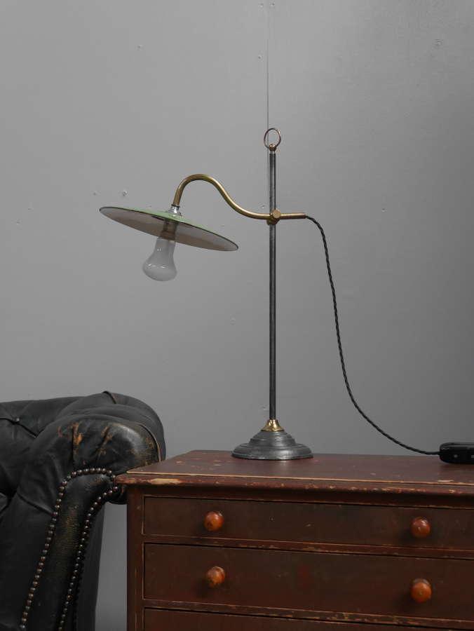 Rise & Fall Table Lamp