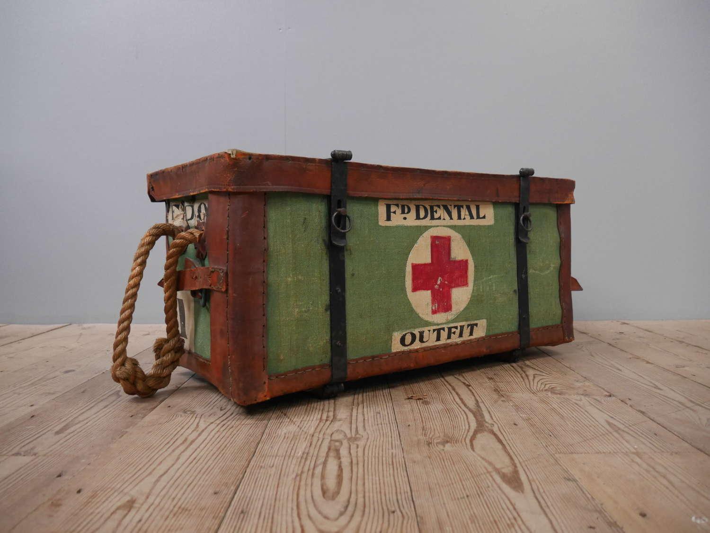 Military Field Treatment Trunk #2