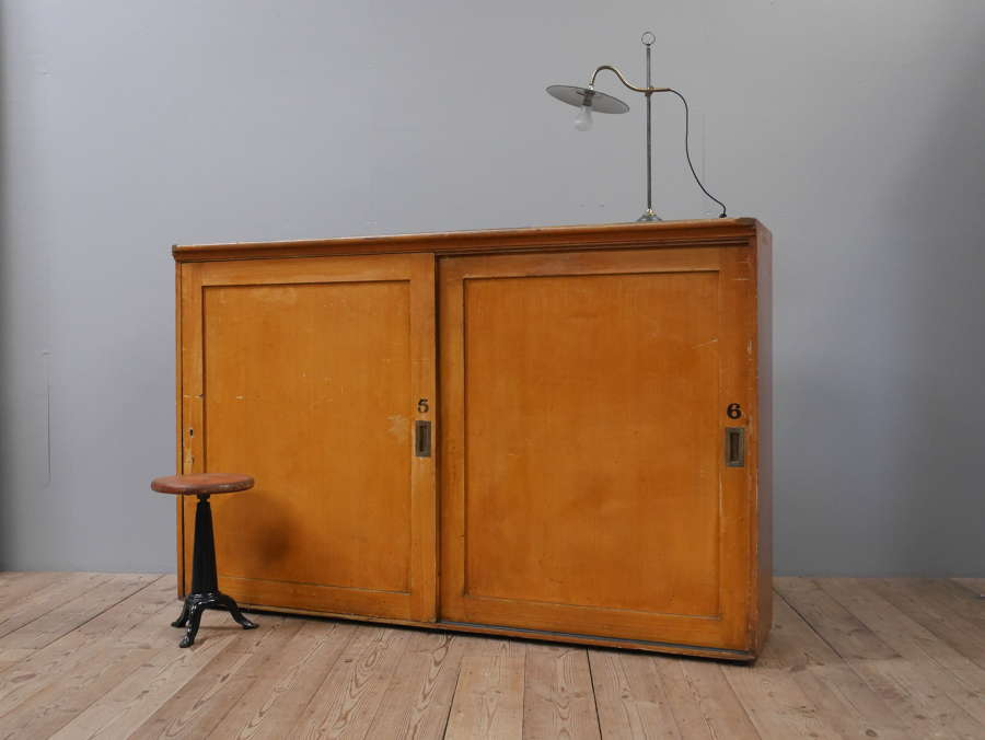 Railway Signalman's Cabinet