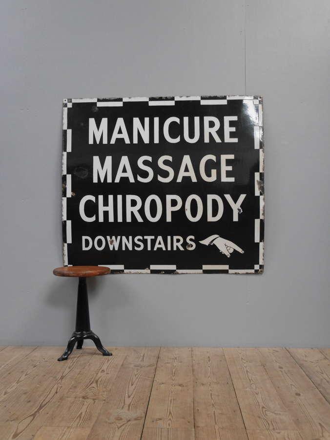 Manicure Massage Chiropody