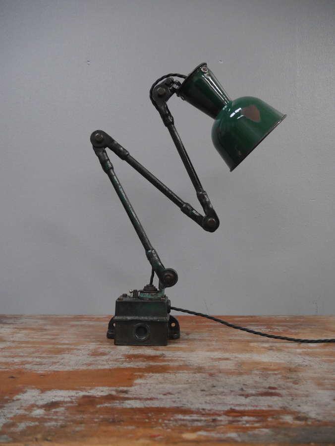 Simplex Machinist Lamp