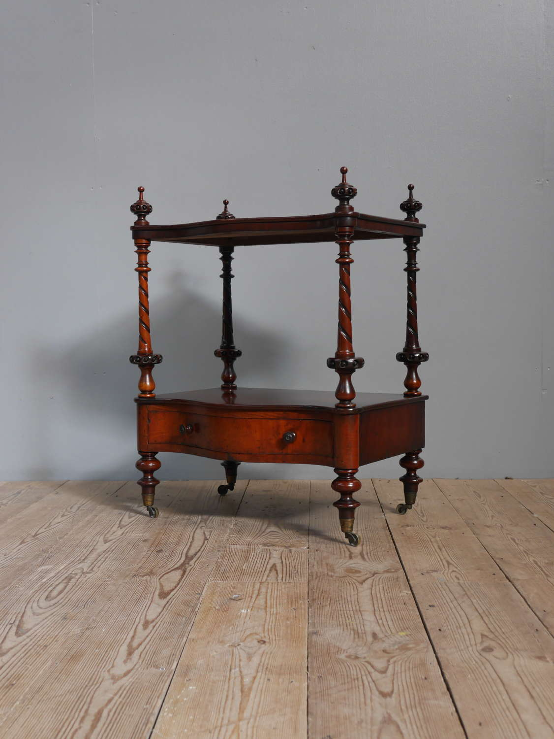 Victorian Whatnot / End Table