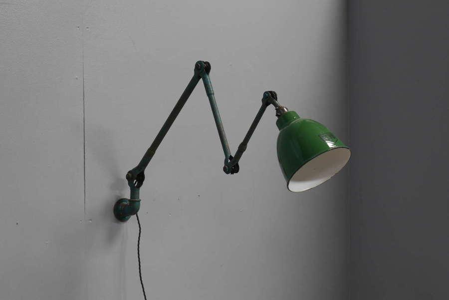 Revo Machinist Lamp