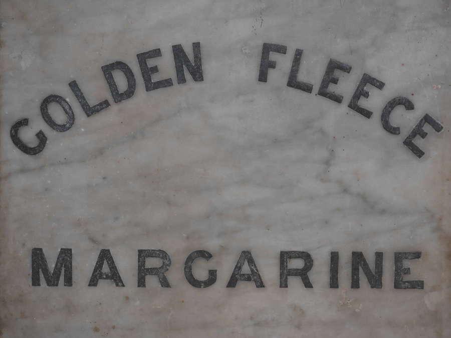 Golden Fleece Marble Grocers Slab