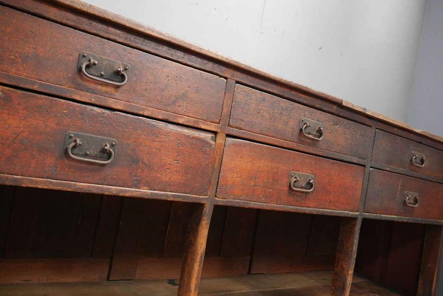 19th Century Ironmonger's Counter