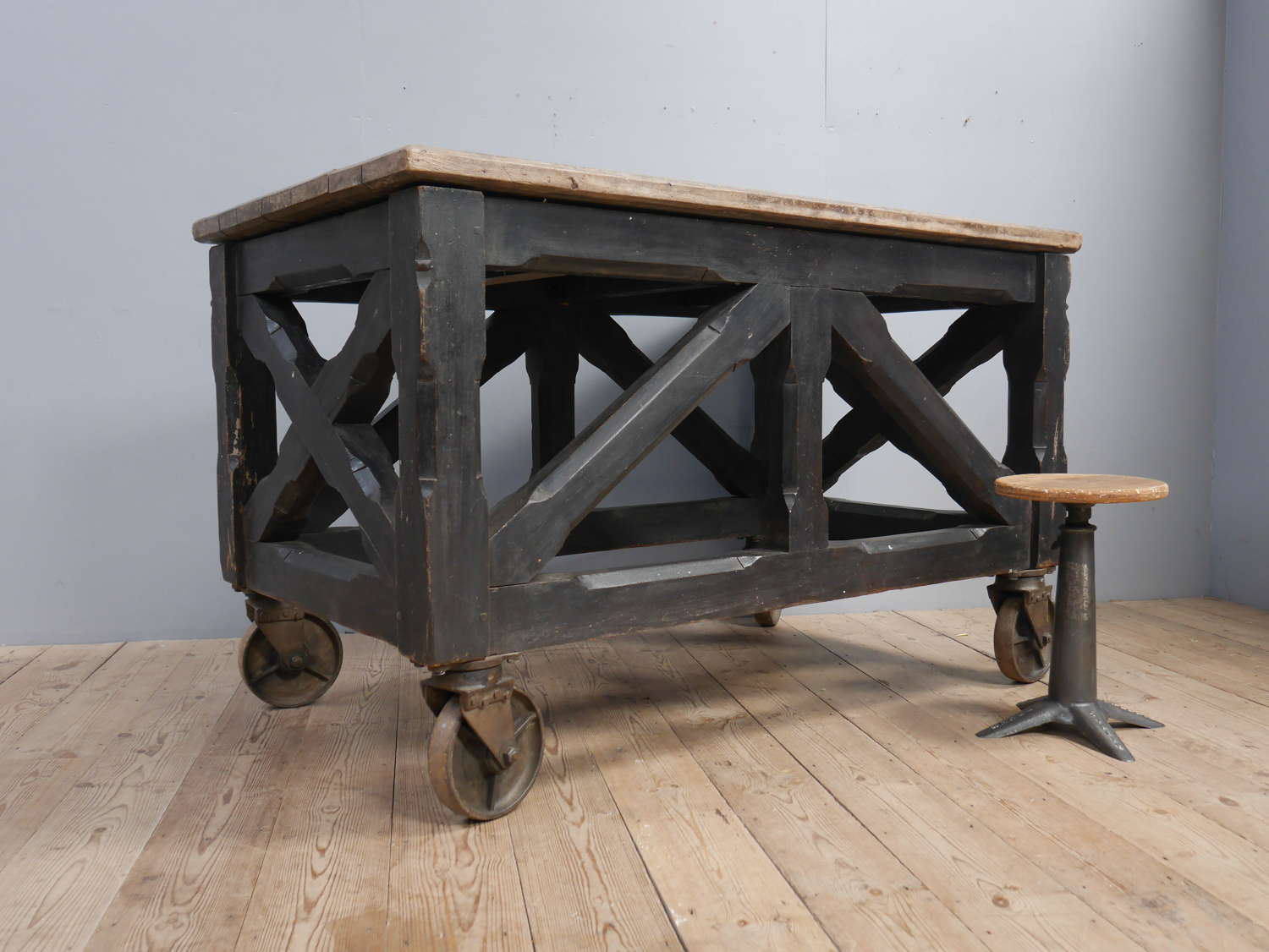 Coffin Table c1870