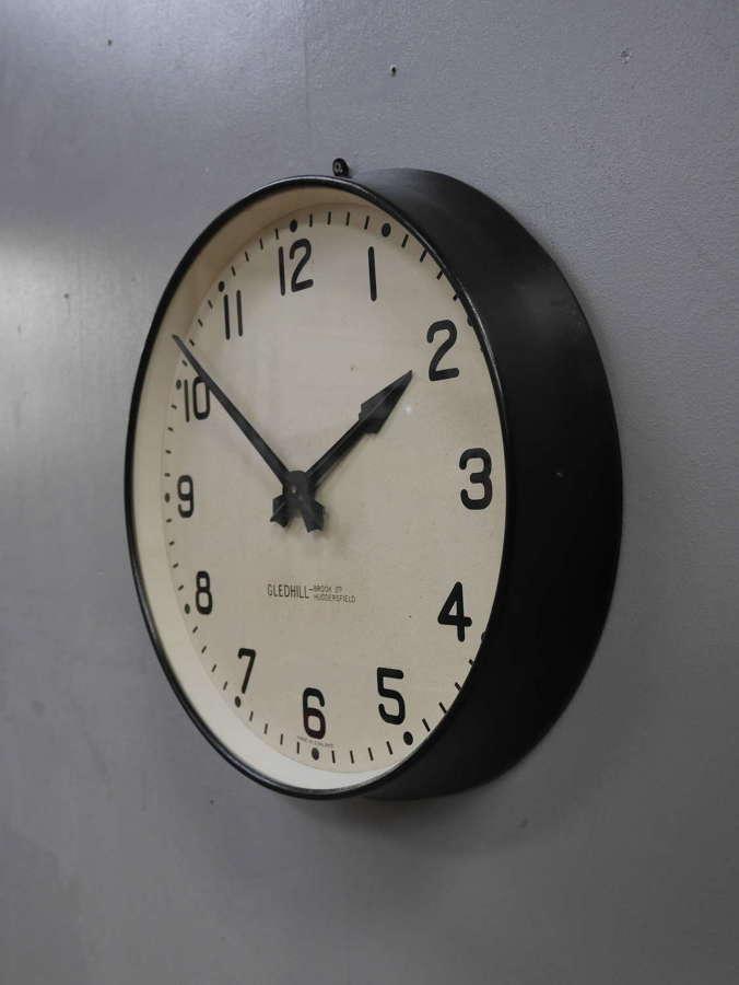 Gents Factory Clock