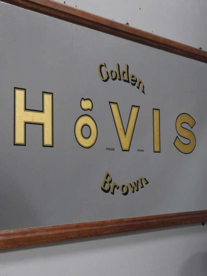 Large Hovis Bread Advertising Mirror
