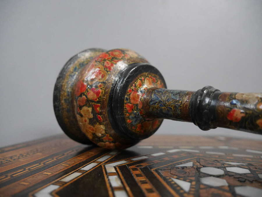 19th Century Kashmiri Table Lamp