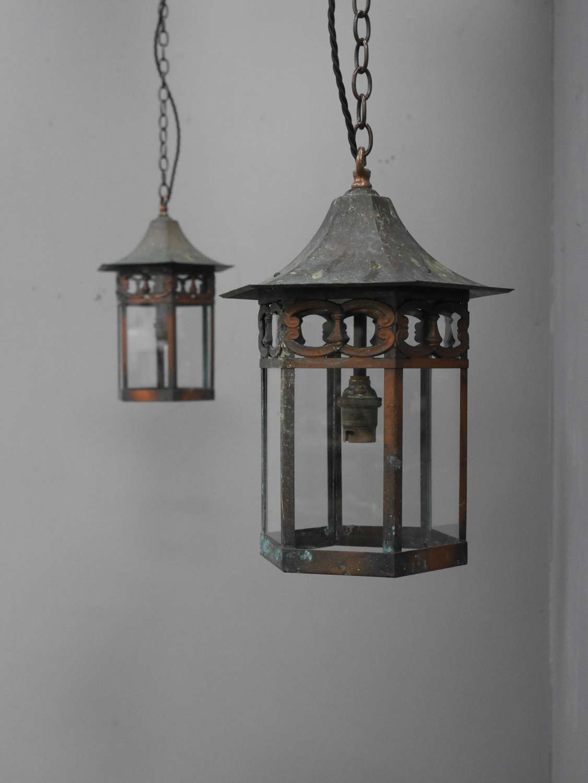 Pagoda Chapel Lanterns